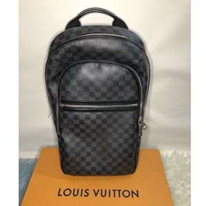 6277b8b6b0c5 Men s Loui Vuitton Backpack on Poshmark